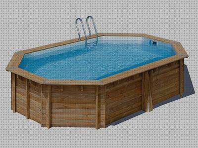 Review de barras barras de acero piscina desmontable