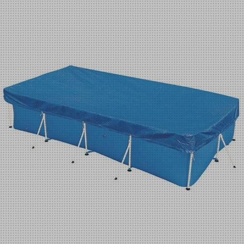 Review de cubiertos cubierta piscina rectangular