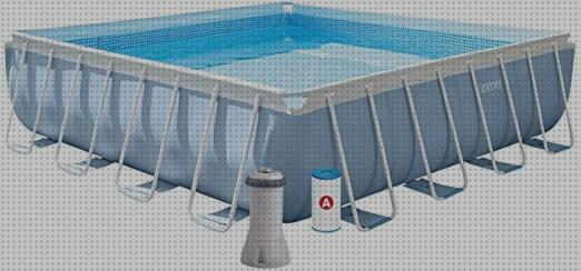 Review de desmontables piscinas cuadradas