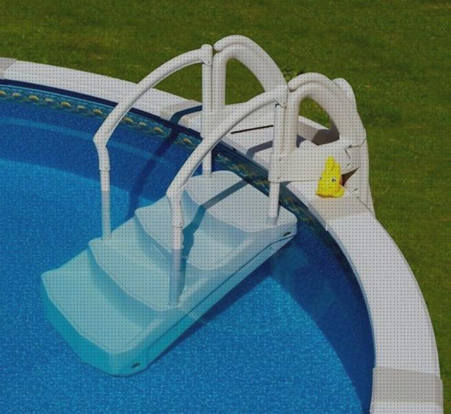 Review de desmontables piscinas escaleras