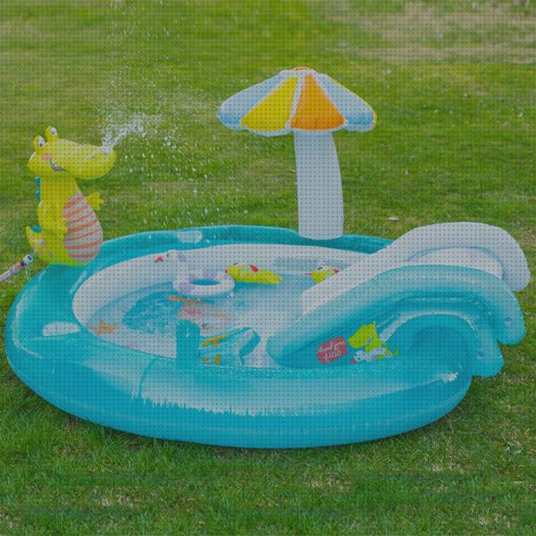 Review de hinchables juguetes hinchables piscina
