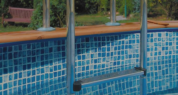 Review de liner piscina desmontable obalada