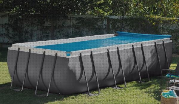 Review de obalada piscina desmontable obalada lona interior