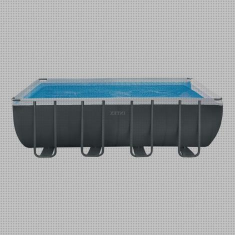 Review de metros piscina desmontable rectangular 4 por 2 metros
