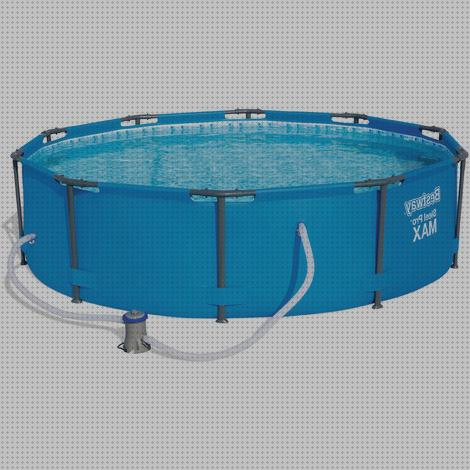 Review de 305x76 bestway piscina desmontable tubular bestway steel pro 305x76
