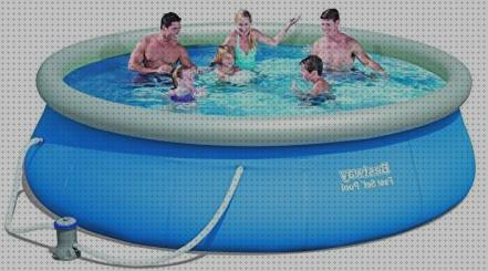 Review de piscinas bestway