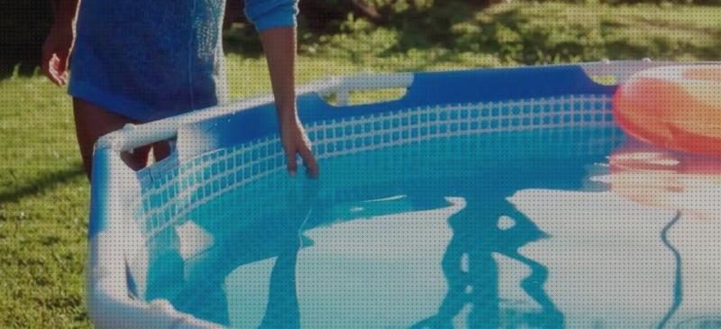 Review de hinchables piscina hinchables plastico sur