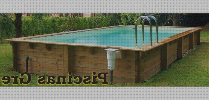 Review de plataforma madera piscina desmontable