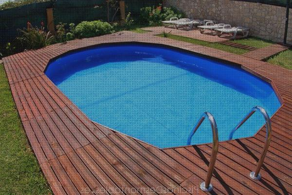Review de toboganes tobogan madera piscina desmontable