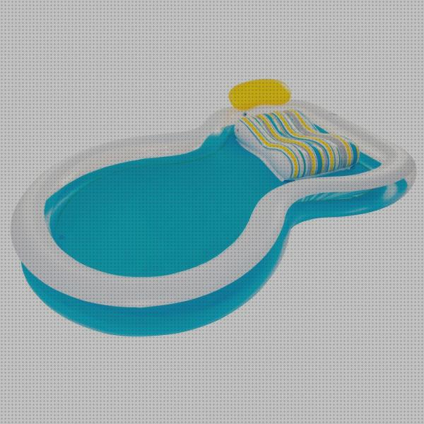 Review de tumbonas piscina hinchables