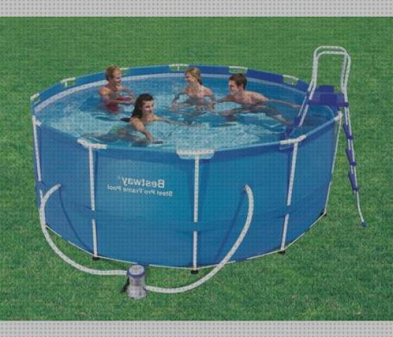 Top 10 Bestway Piscina Desmontable 366x122 Con Depuradora Escalera 56088