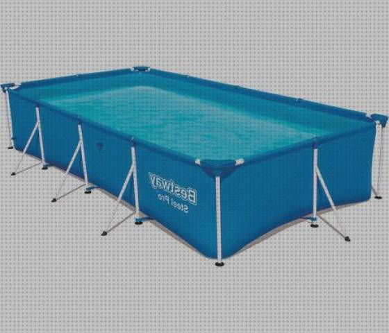 Top 7 Piscina Desmontable Rectangular Bestway 400x211x81 Repuestos