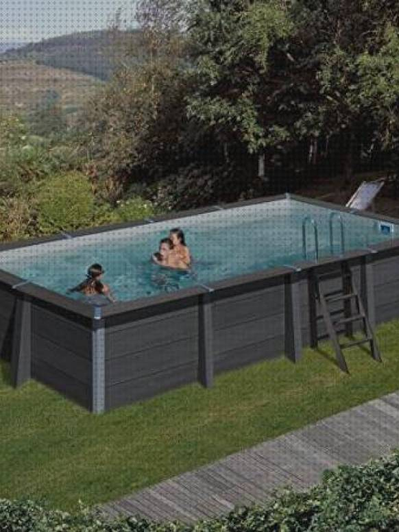 TOP 10 Piscinas Desmontables Rectangulares 350 200 Aceros